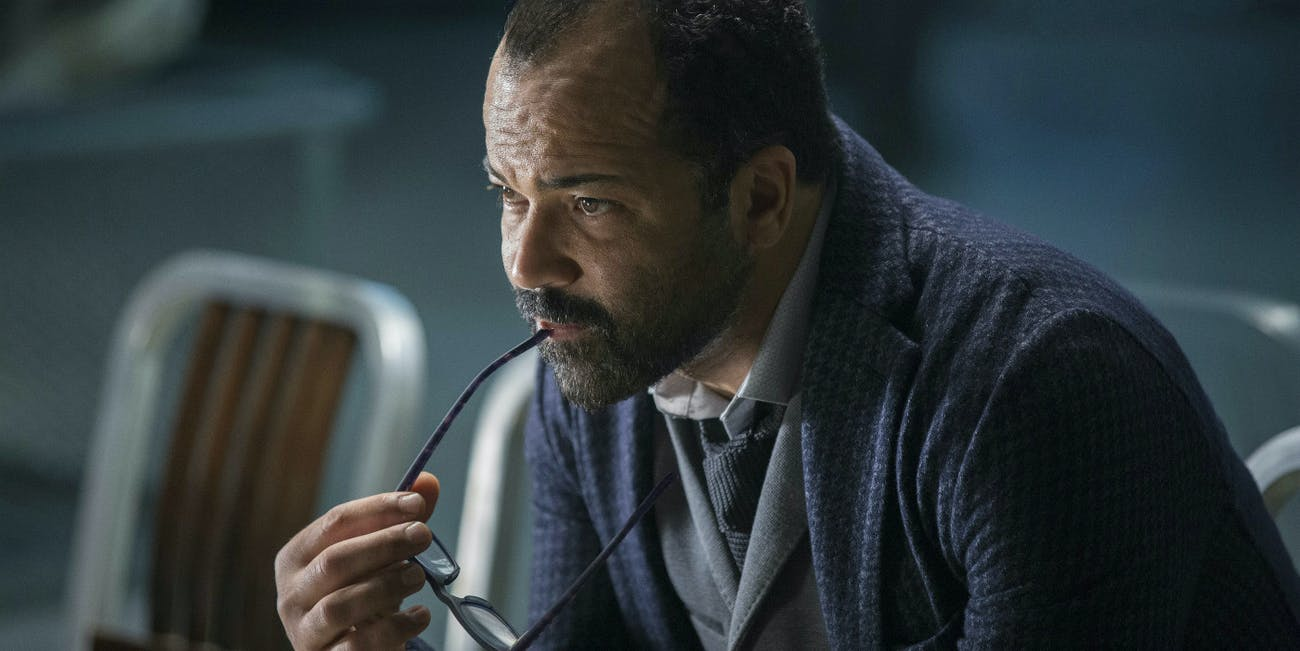 Jeffrey Wright as Bernard Lowe,
