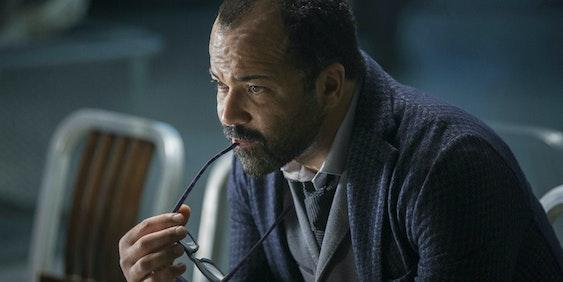 Jeffrey Wright as Bernard Lowe,