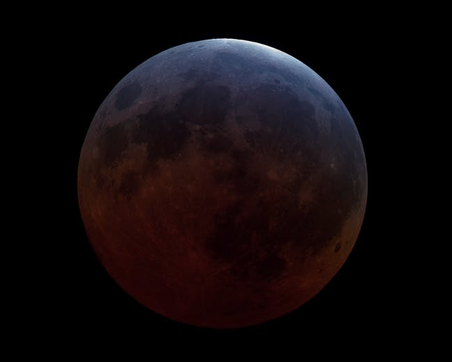 Pink Moon on April 2015