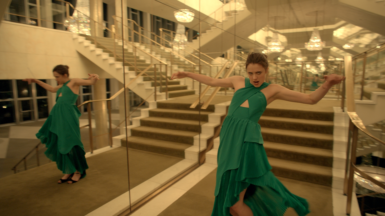 b8e6fc51c The Visual Effects of Spike Jonze's Insane Kenzo Perfume Ad | Inverse