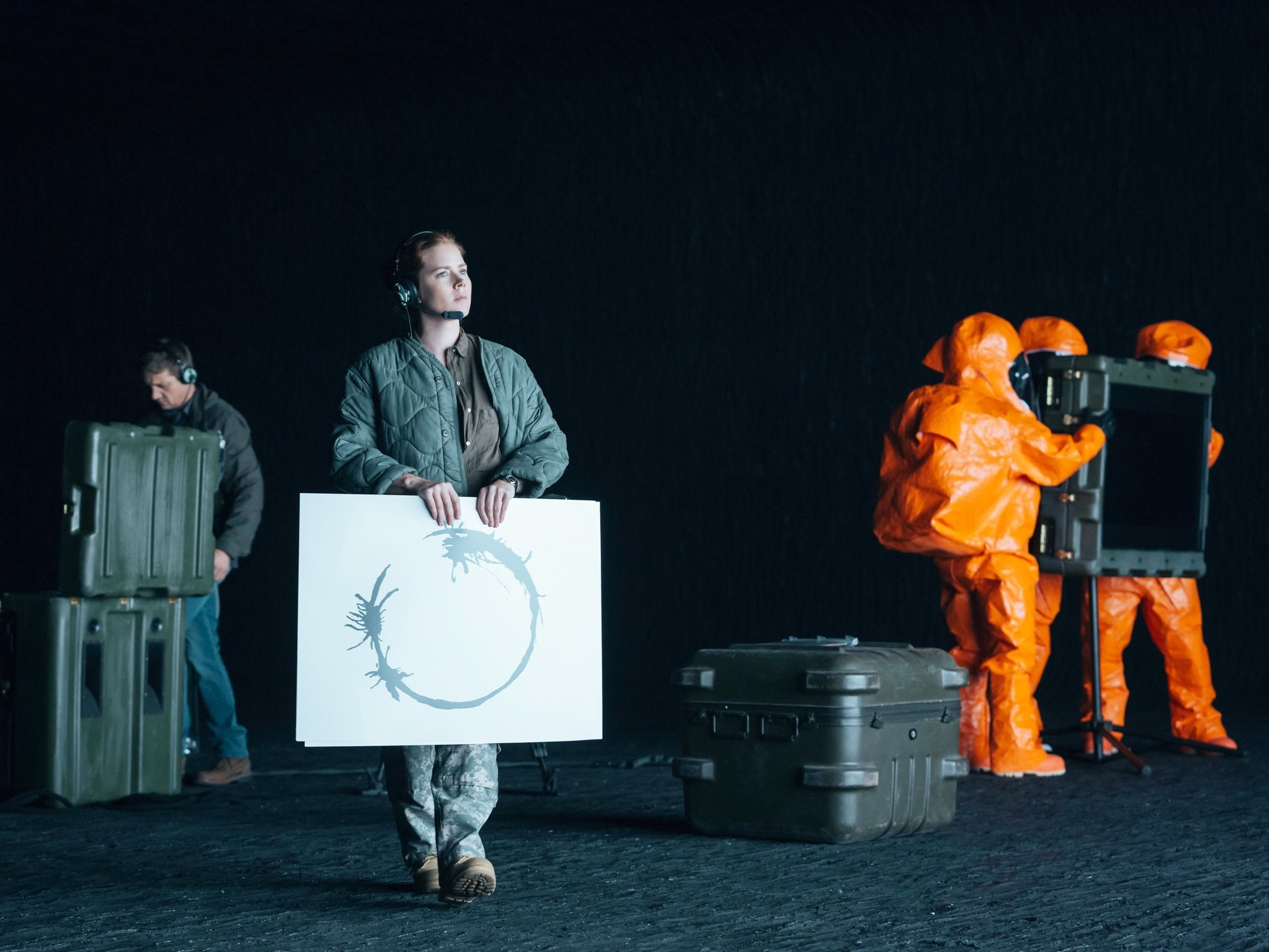 Friendly Aliens Get Oscar Nods: 'Arrival' Continues an Academy Trend