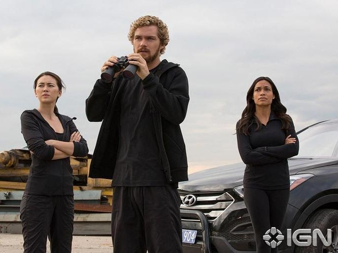 New 'Iron Fist' Photo Completes 'Defenders' Continuity