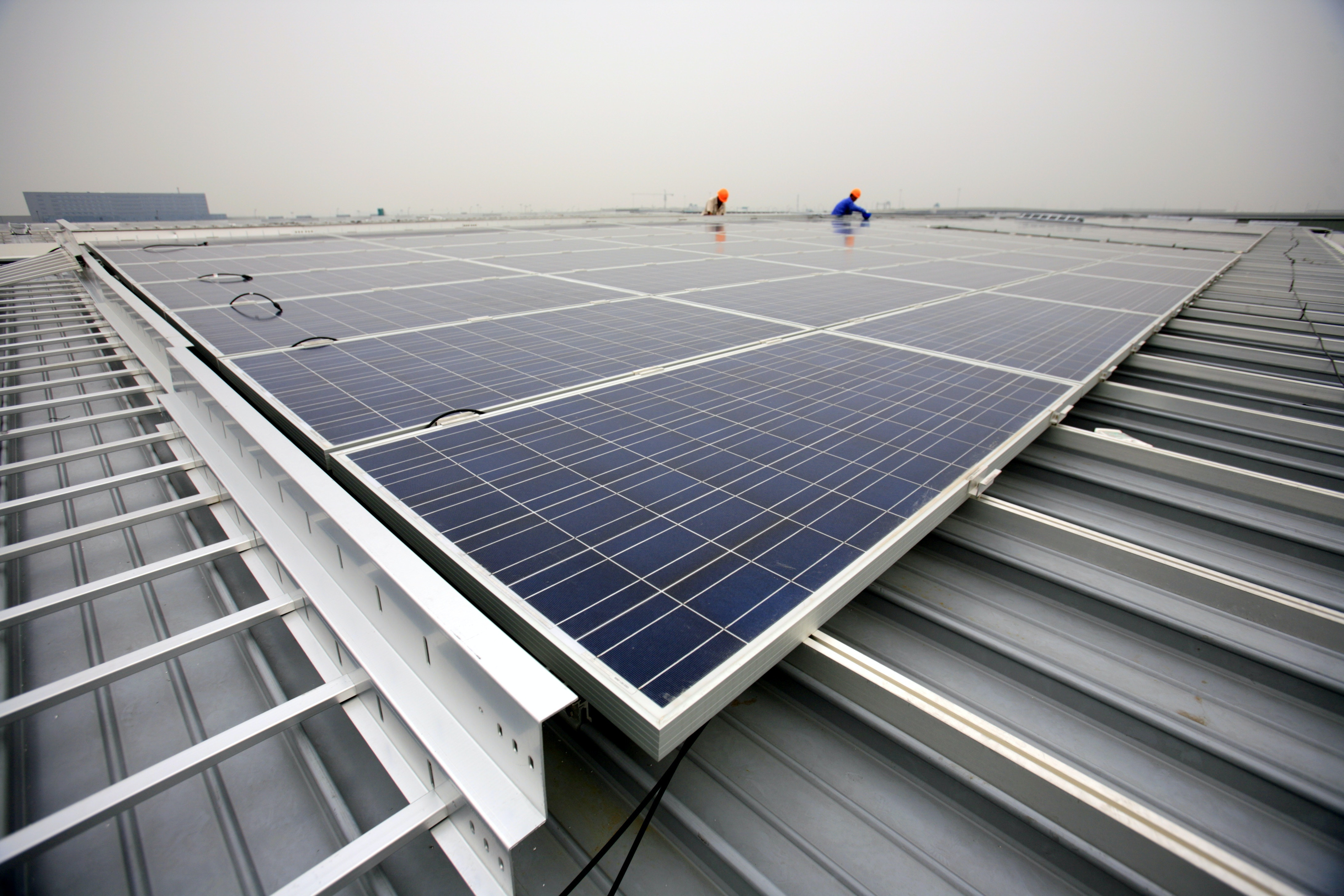 the future of america u0026 39 s solar industry rests on blue