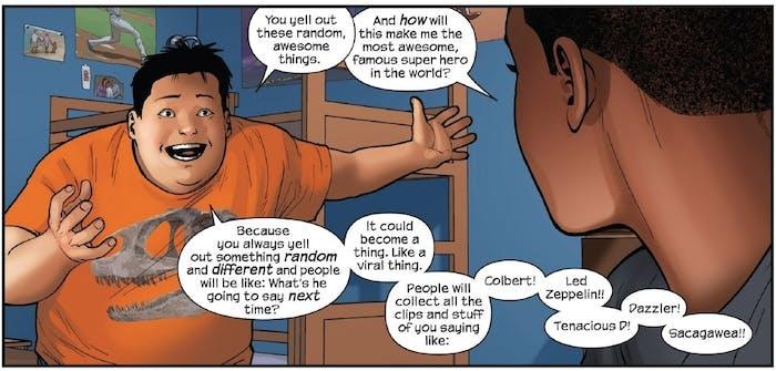 Ganke Lee Spider-Man