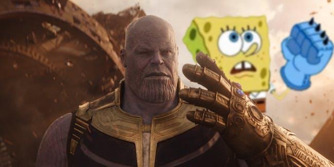 Avengers SpongeBob