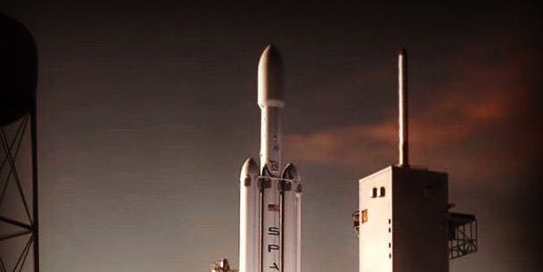 spacex launch date