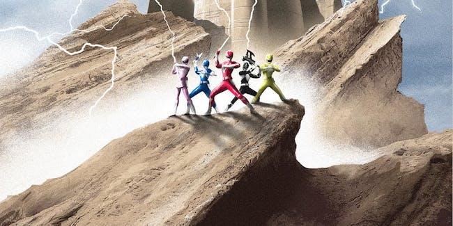 Power Rangers Vinyl