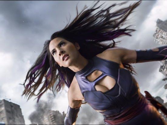 Olivia Munn as Psylocke Shows 'X-Men: Apocalypse' Respects Comics