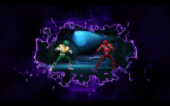 Power Rangers Green Ranger Movie