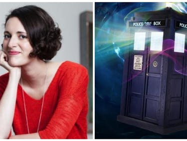 Phoebe Waller-Bridge is Now Leading 'Doctor Who' Casting Odds