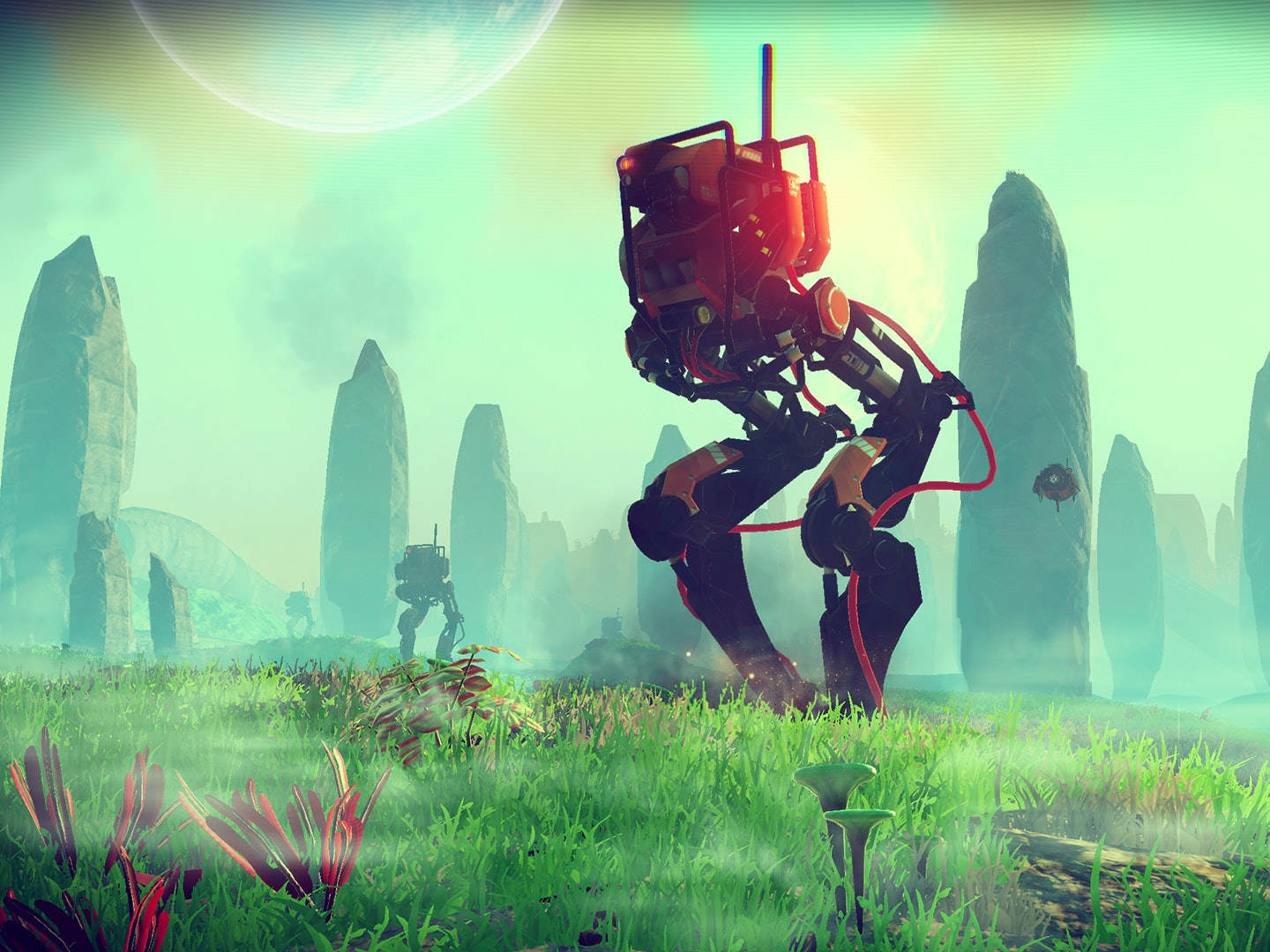 How to Survive Your First Few Hours in 'No Man's Sky'