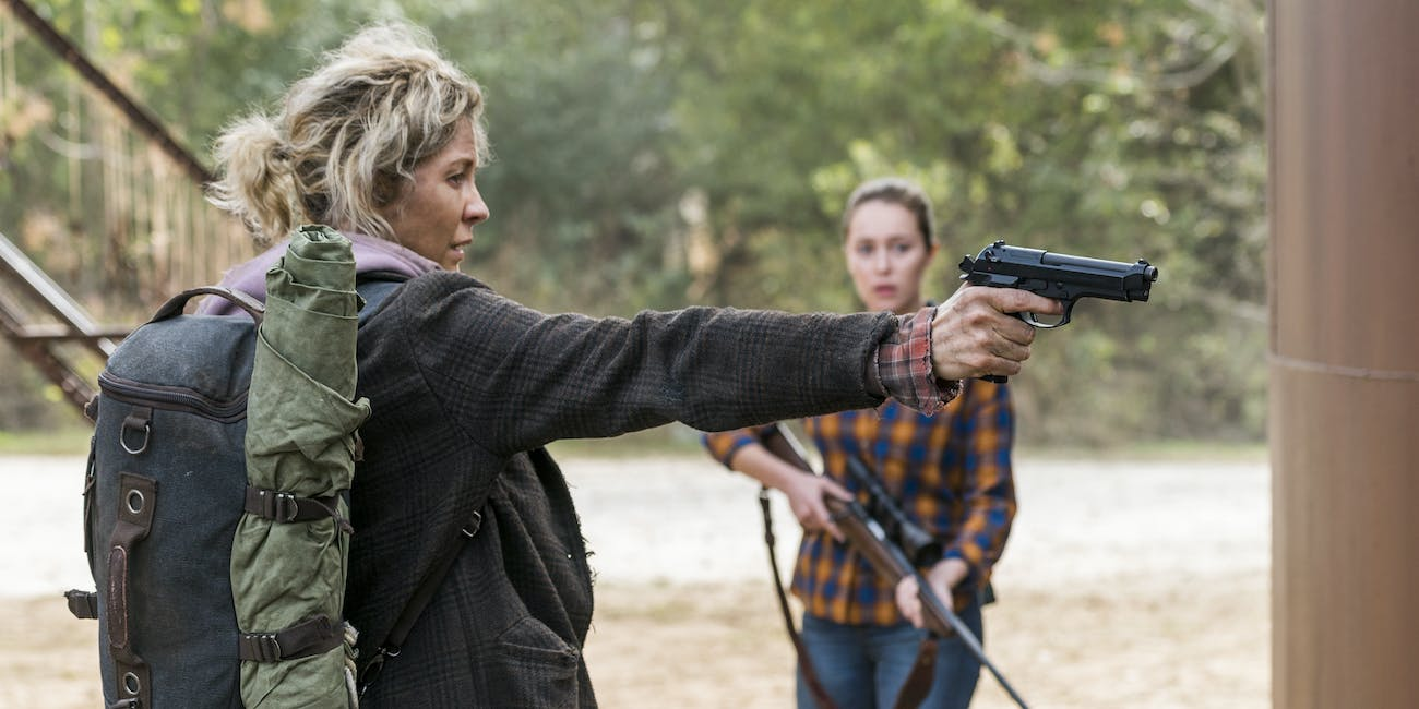 Fear the Walking Dead Jenna Elfman
