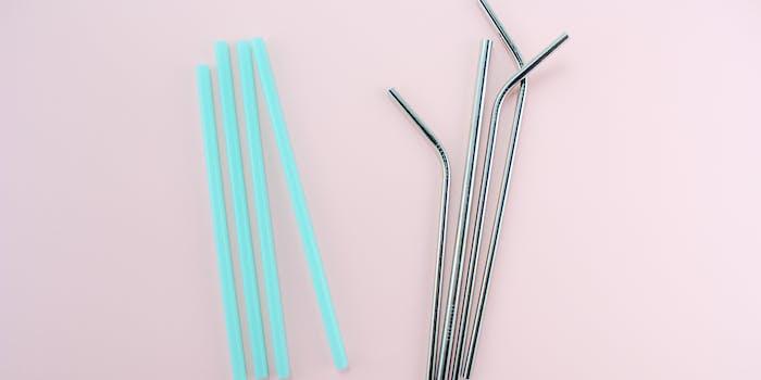 eco straws stainless steel vs plastic