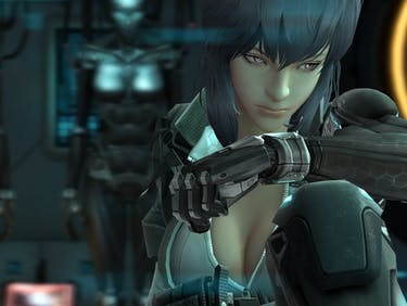 Ranking the Only 4 'Ghost in the Shell' Video Games