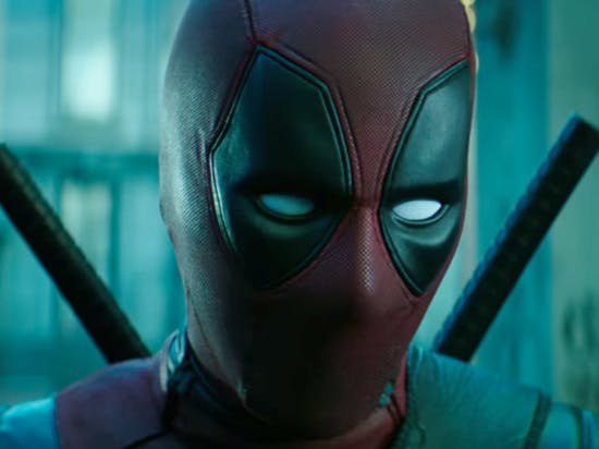 Text at the End of the 'Deadpool 2' Teaser Probably Wasn't a Clue