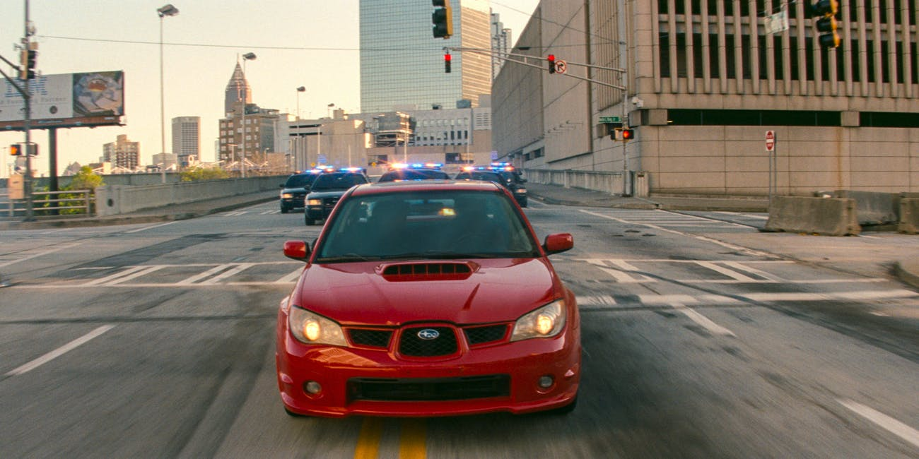 How 'Baby Driver' Pulled Off Its Car Stunts, According to