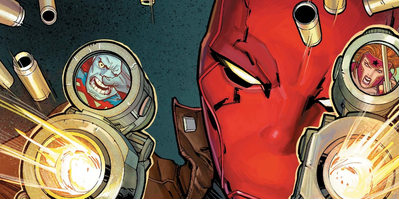 How Red Hood's Rebirth Will Redefine The Bat Family | Inverse