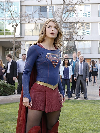 """Supergirl and The Flash in crossover episode """"Worlds Finest"""""""
