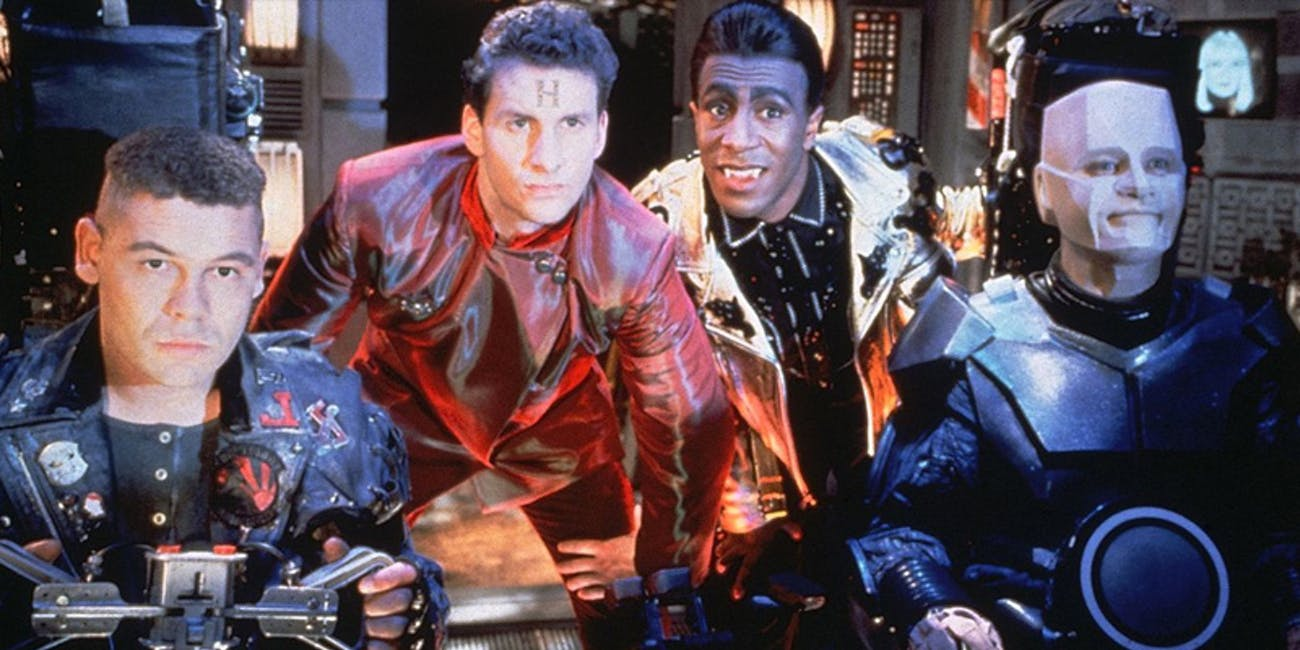 Yeah...wrong red dwarf
