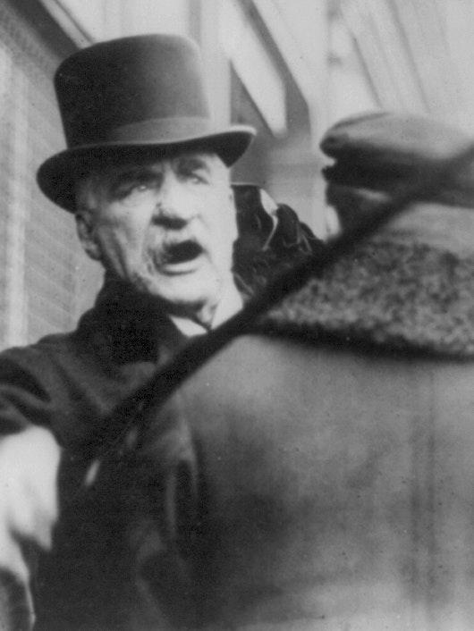 J.P. Morgan was a prick.
