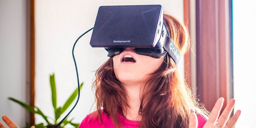 Would You Shell Out $1,500 to Own an Oculus Rift?