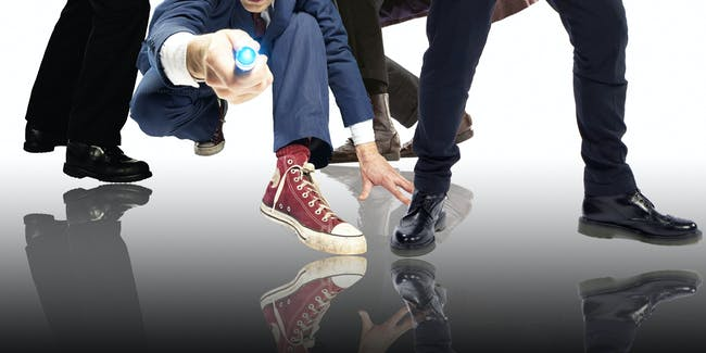 Doctor Who Shoes Cosplay