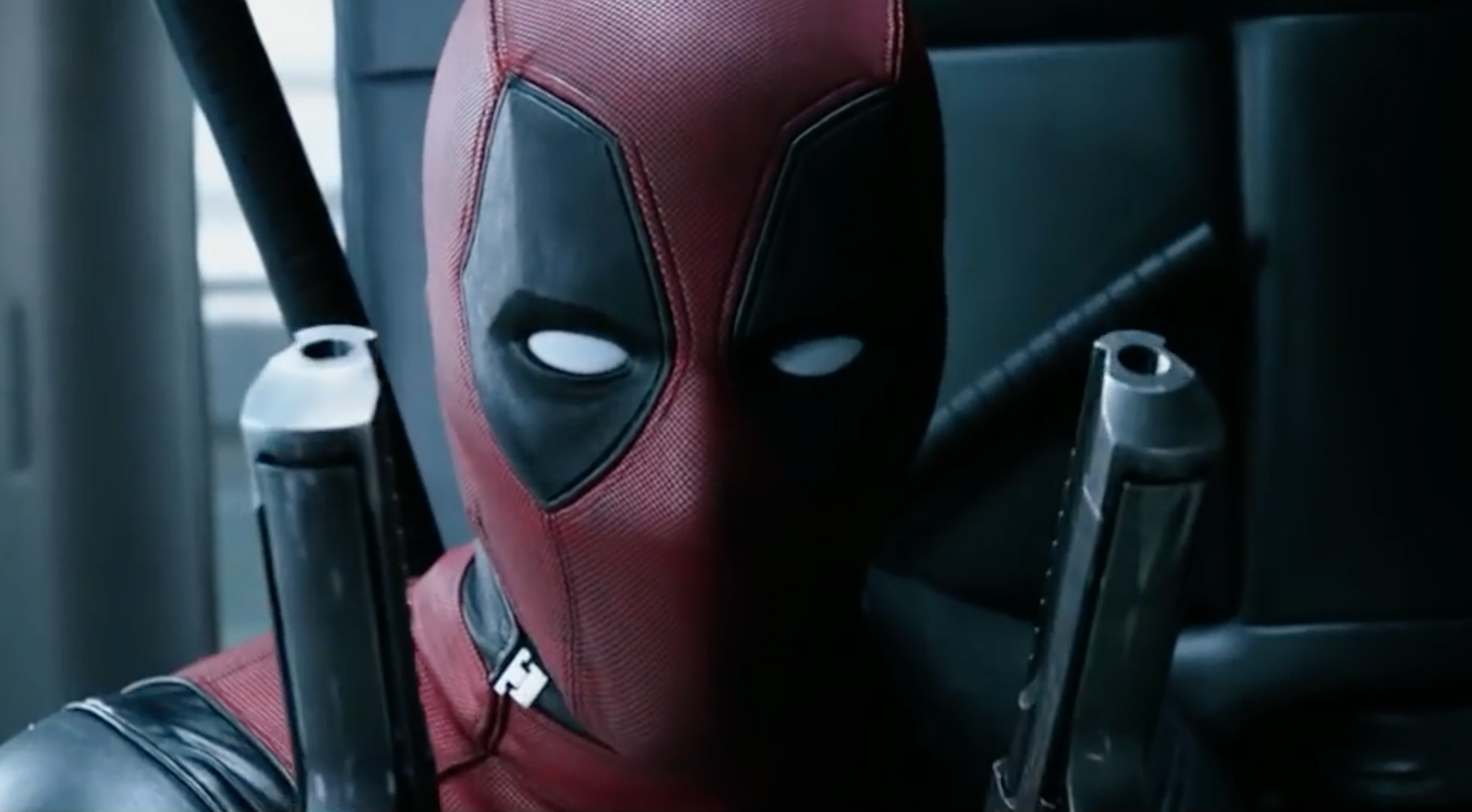 The naked song lyrics deadpool