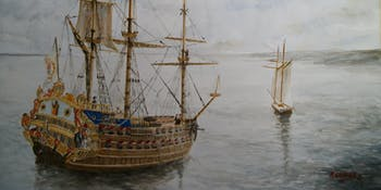 San Jose Galleon