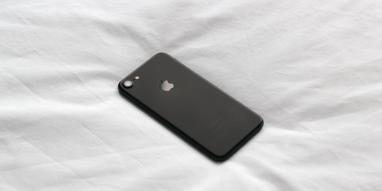 iphone budget