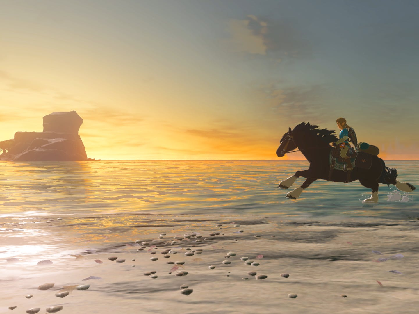 Here's What Survival Mode Could Look Like in 'Breath of the Wild'
