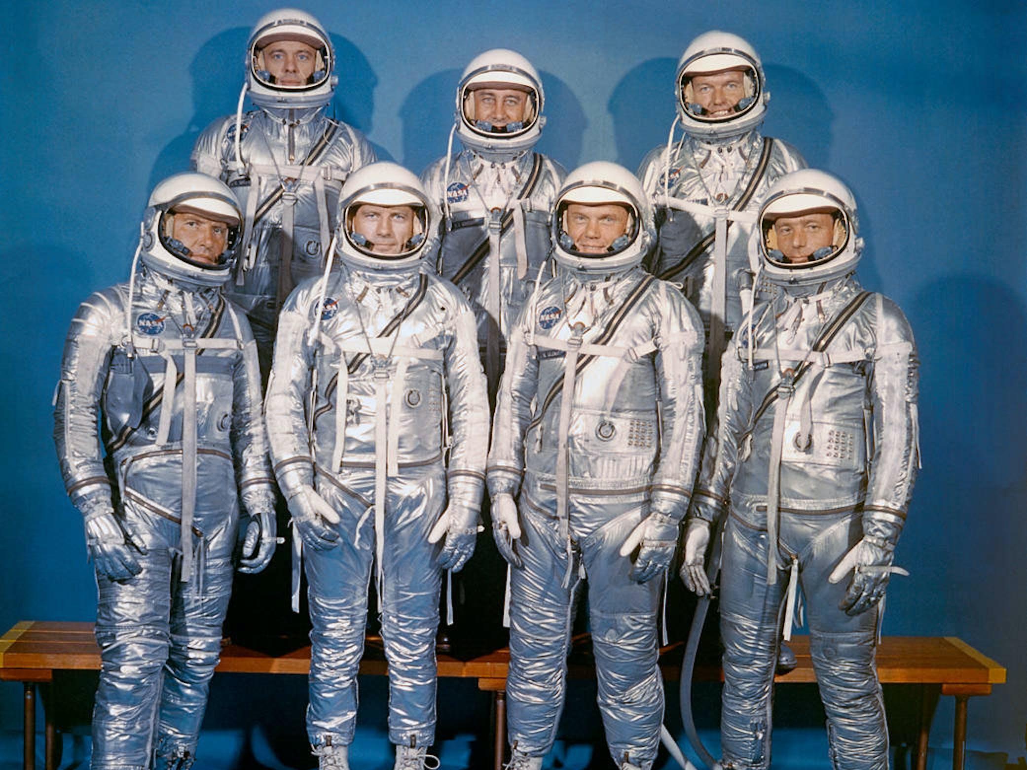 spacesuits nasa final frontier astronauts