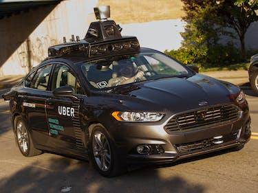 Uber's Self-Driving Cars Will Skulk Back to California