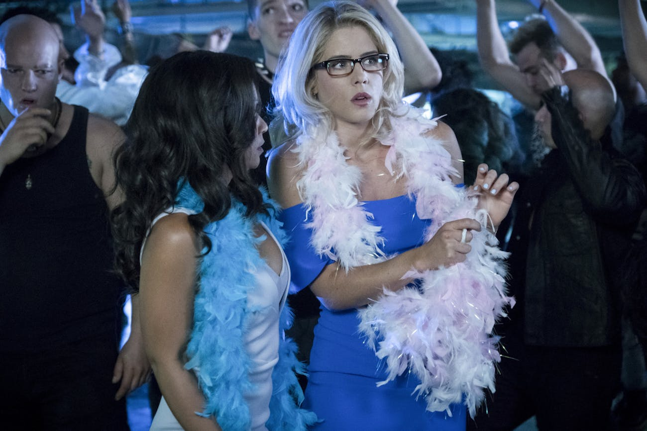 Felicity is delightful in this episode.
