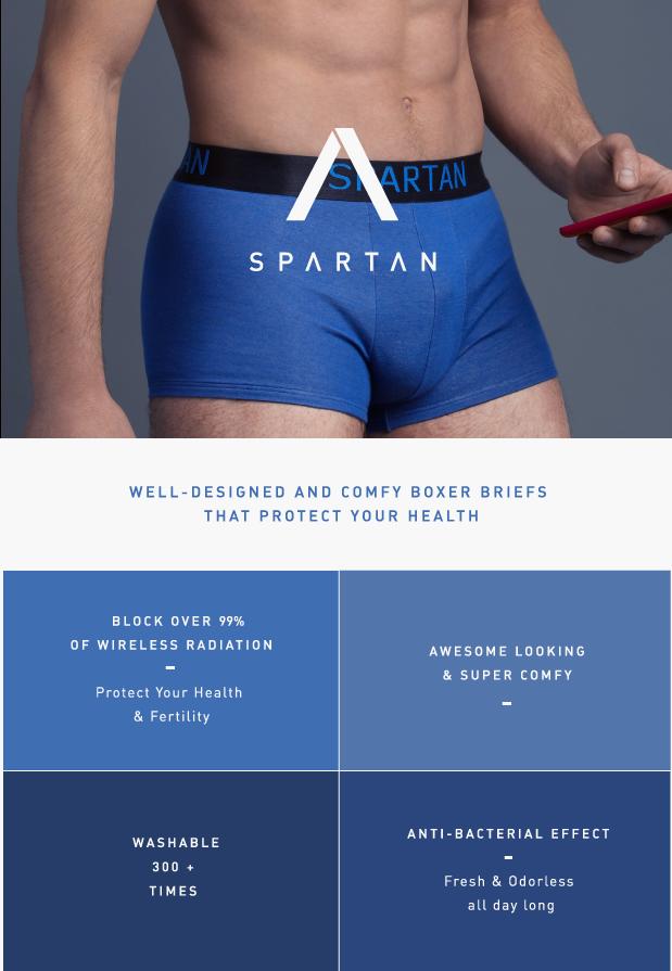 Spartan is a quadruple threat.