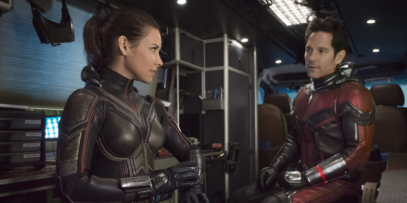 Ant-Man and the Wasp Marvel