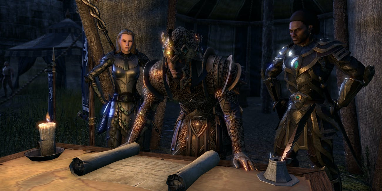 Elder Scrolls Online' Update's a Solo Player's Nightmare
