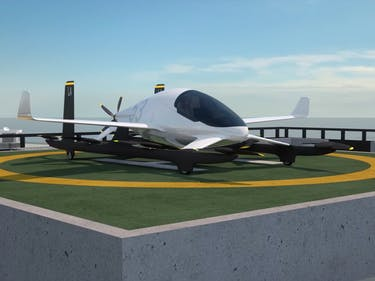 "Uber's Flying Car Partners Want People to ""Fly Like Peter Pan"""