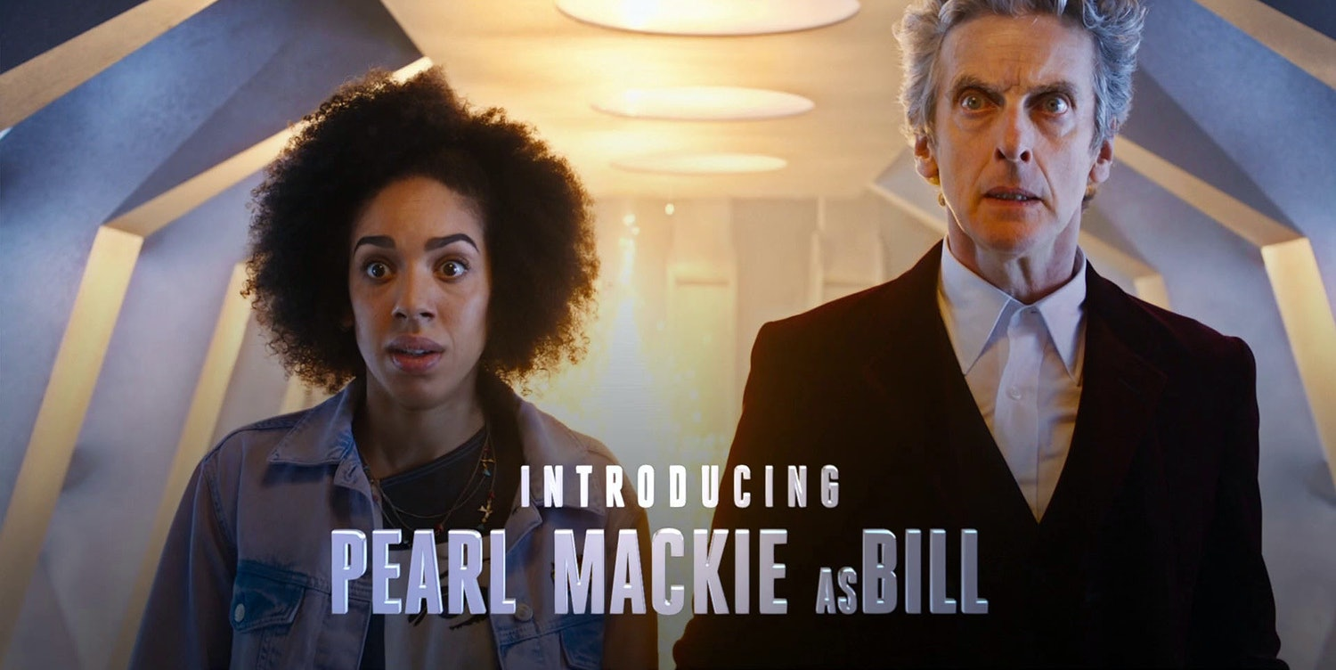 New 'Doctor Who' Companion Bill is Already Flying the TARDIS