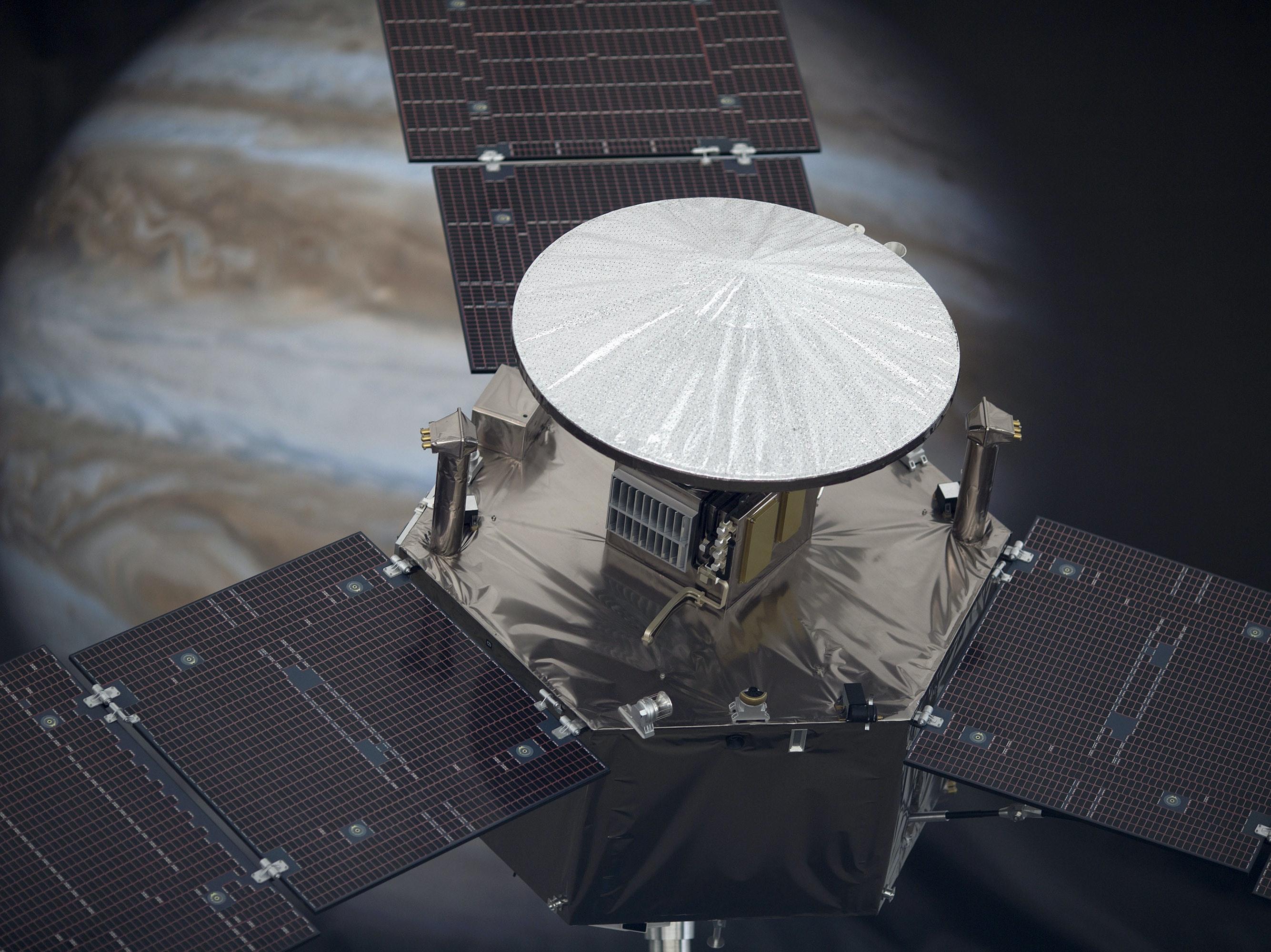 NASA Will Explain Why Juno's Hit a Snag So Far From Home
