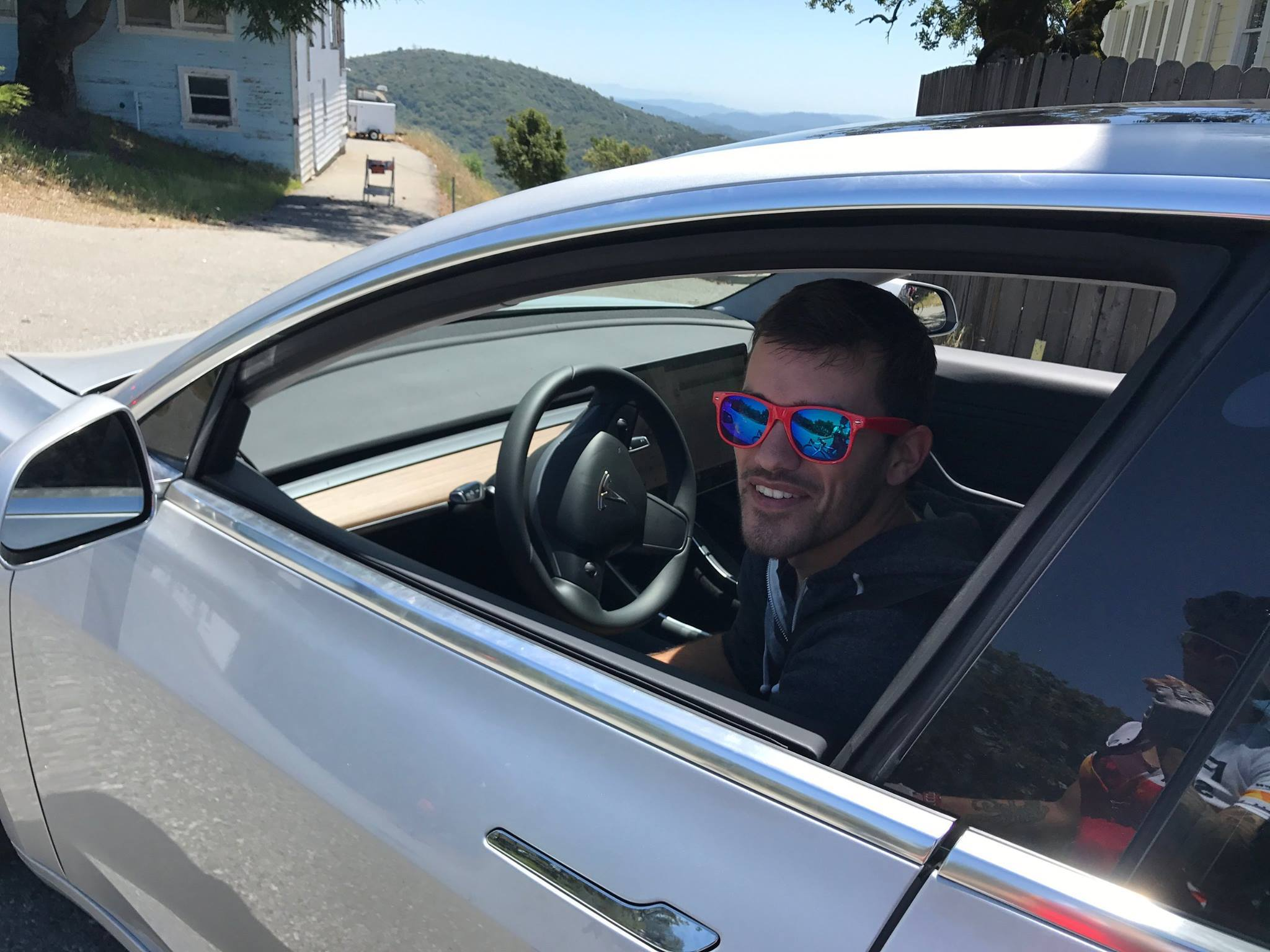 these tesla model 3 shots reveal the stunning new dashboard inverse rh inverse com