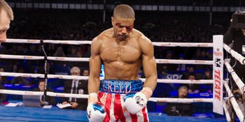 'Creed' is getting a VR boxing game that sounds like a real boxing workout.