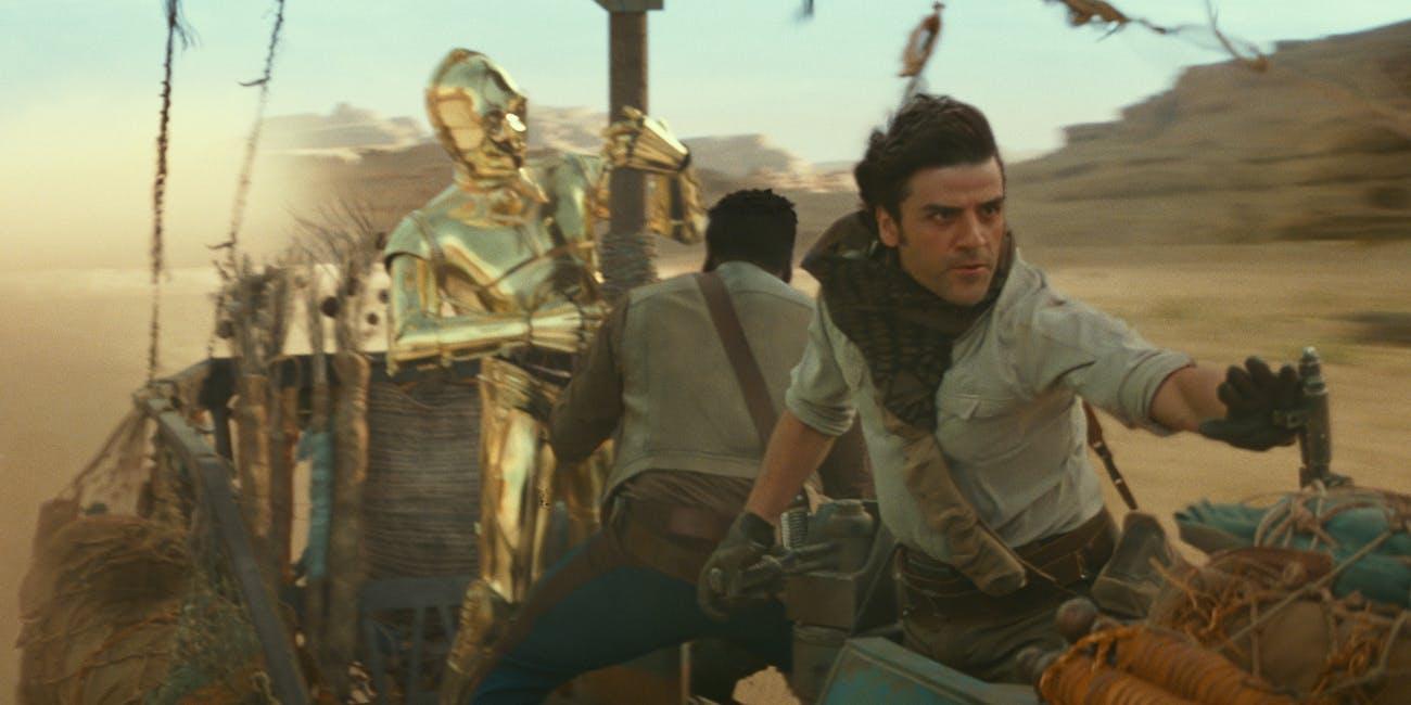 star wars the rise of skywalker trailer 3