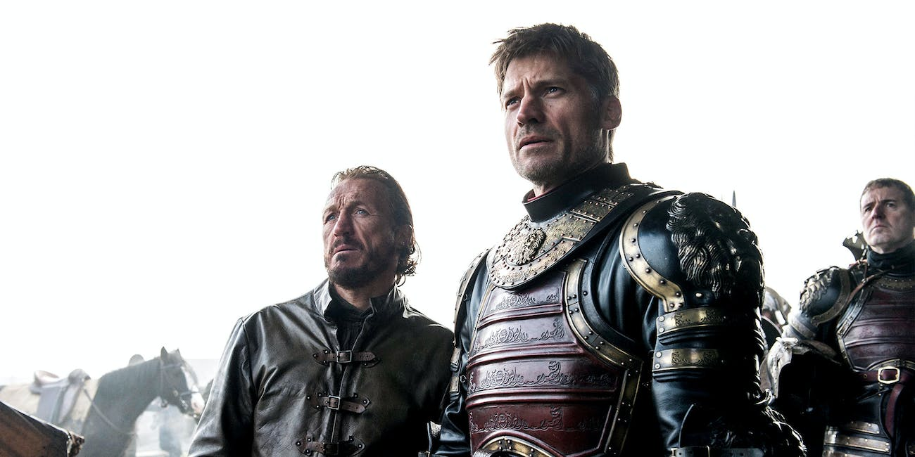 Jaime Lannister Supports Tormund and Brienne on 'Game of Thrones' Season 7