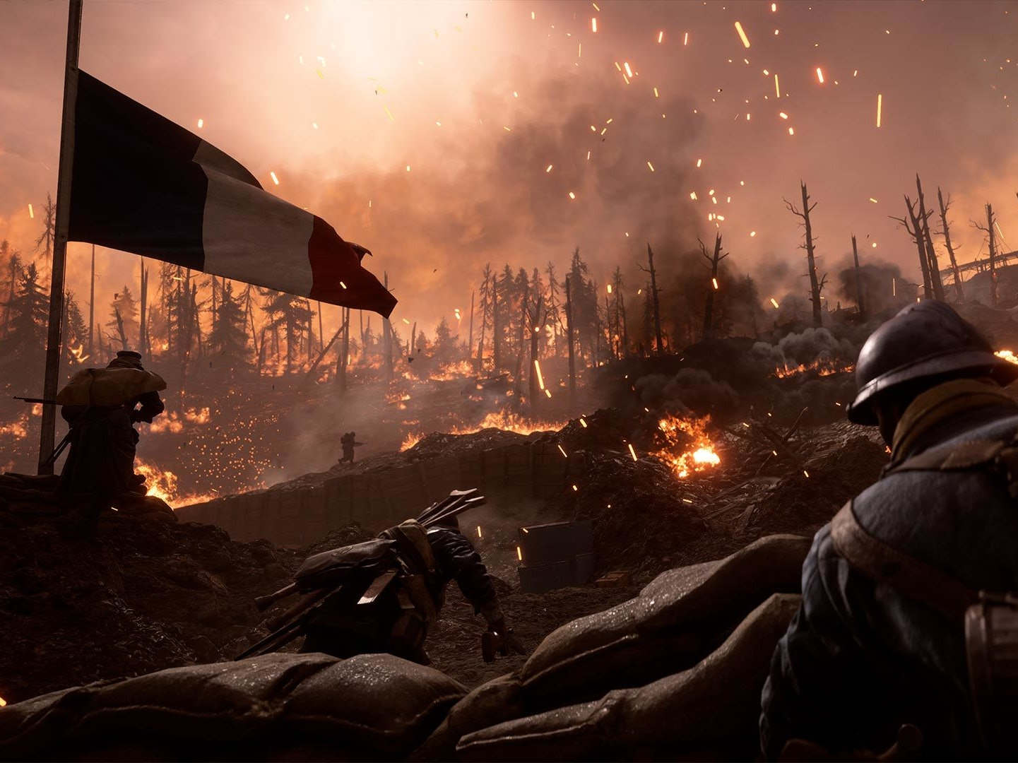 The New 'Battlefield 1' DLC Maps Are Perfect for Flanking