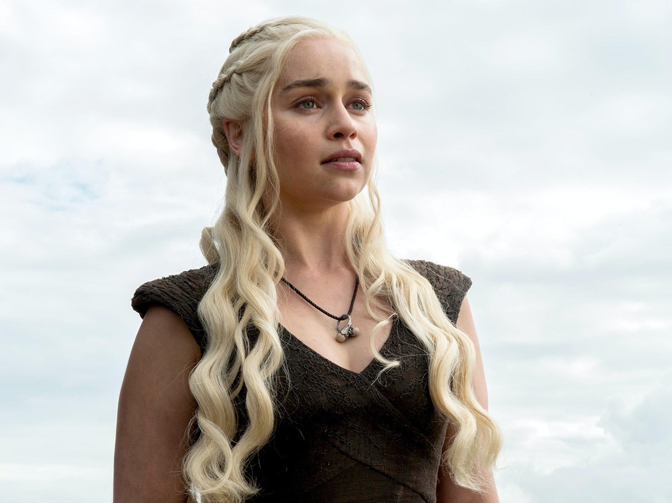 Khaleesi in 'Game of Thrones'