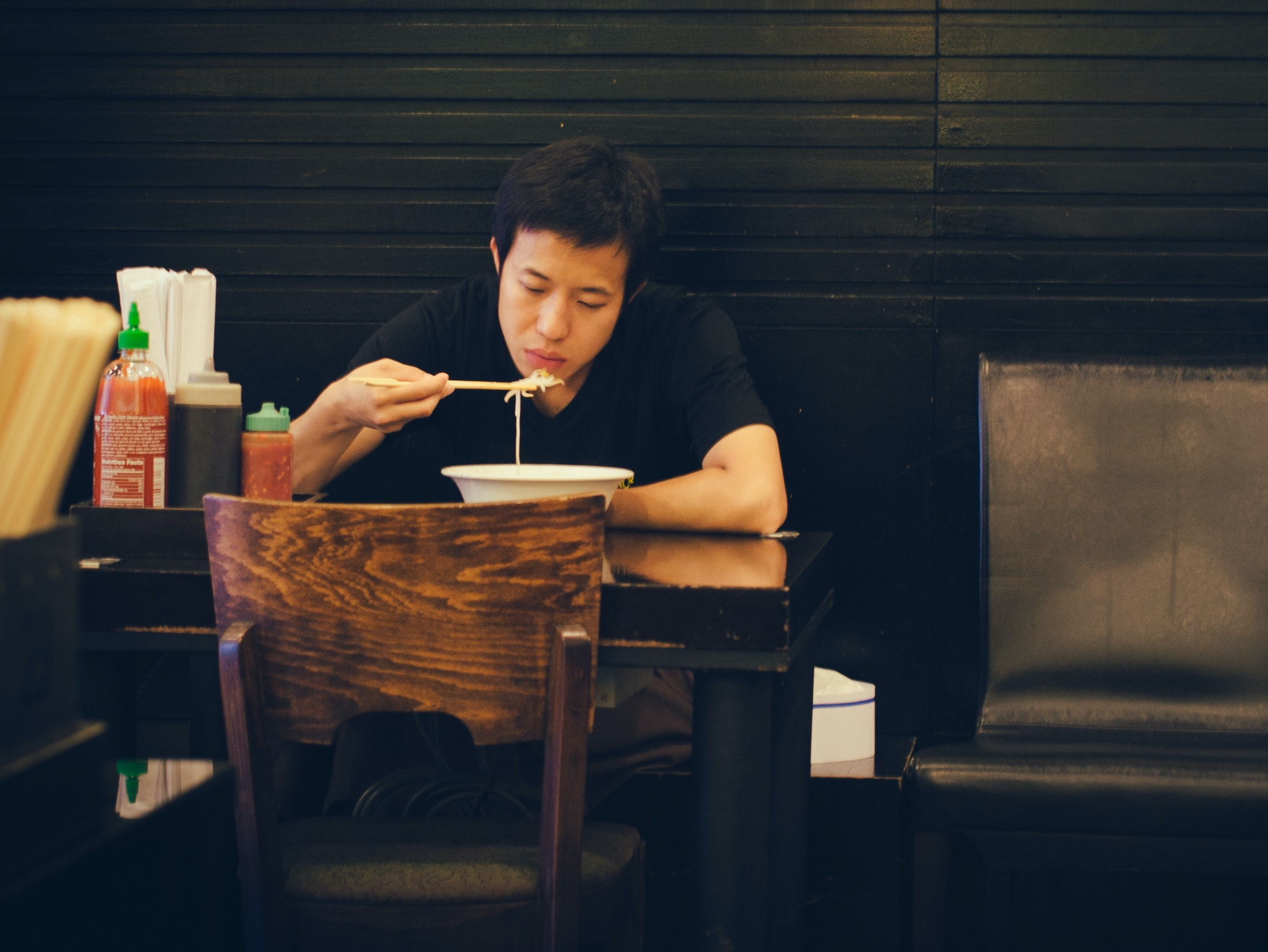 Why Eating By Yourself Isn't As Sad As It Might Seem