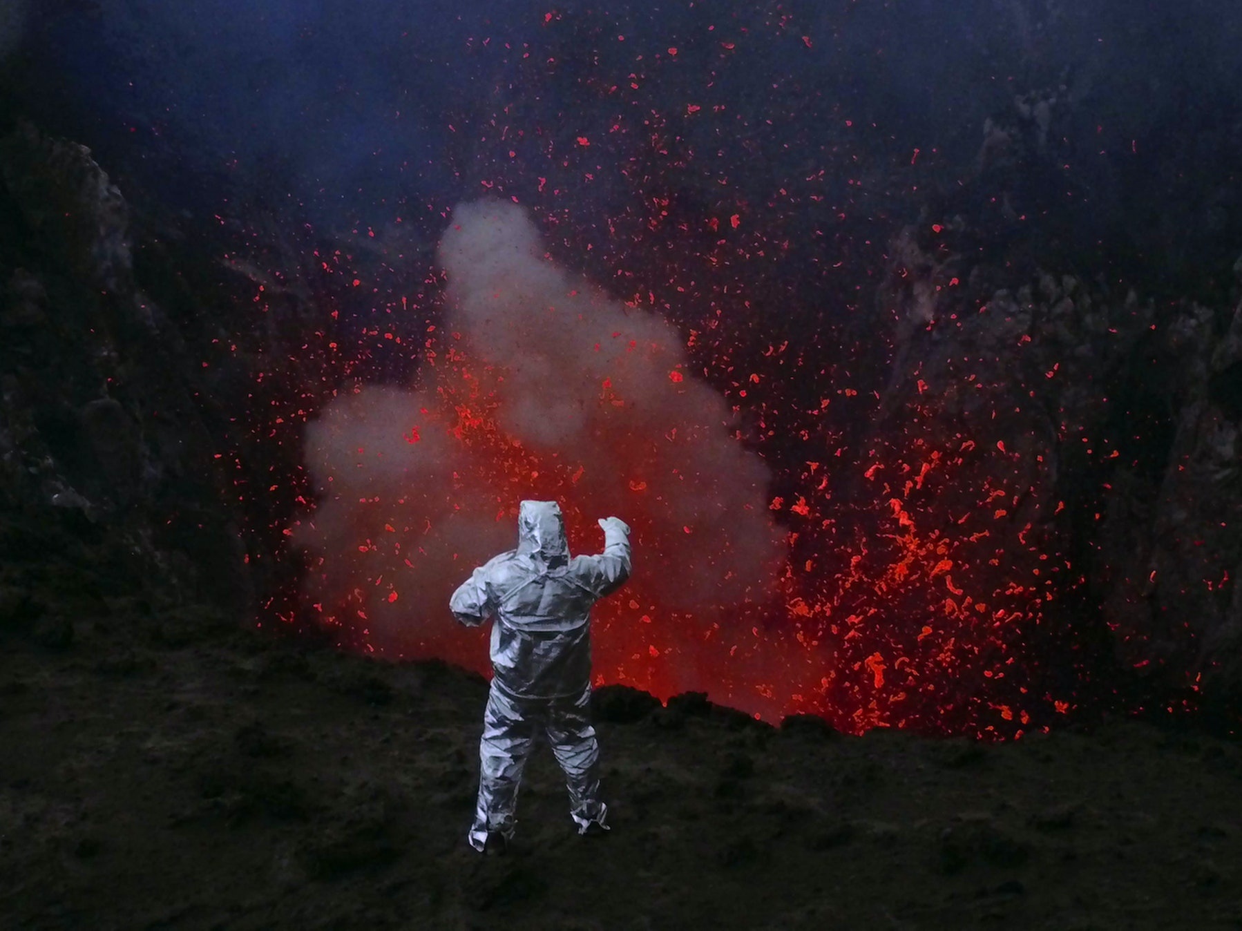 Into the Inferno Werner Herzog documentary Netflix Clive Oppenheimer
