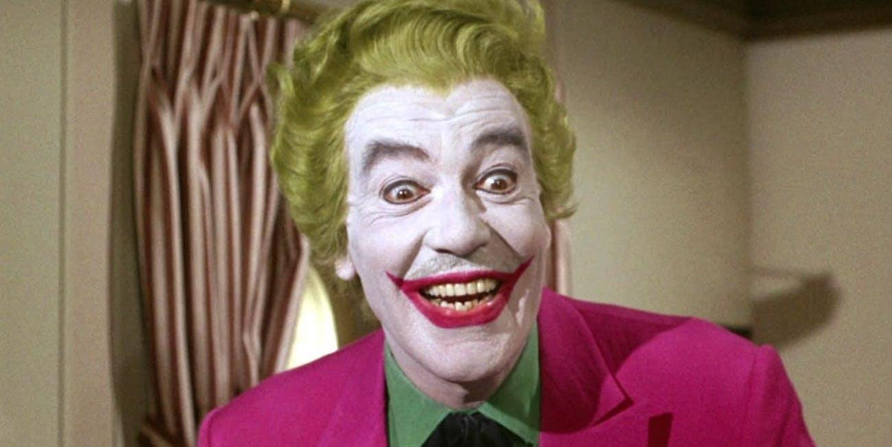 joker movie batman 1966 cesar romero