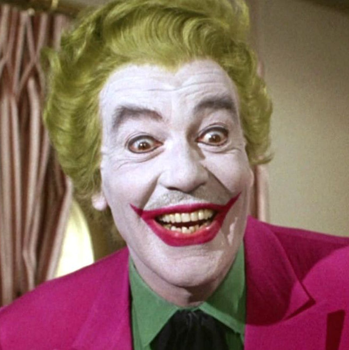 'Joker' can't compete with Cesar Romero's goofy charm in 'Batman' (1966)