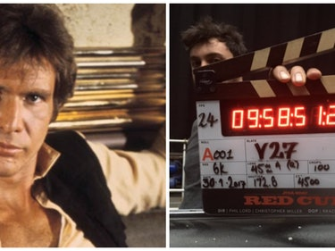 Chris Miller Kicks Off 'Star Wars' Han Solo Filming With Two Jokes